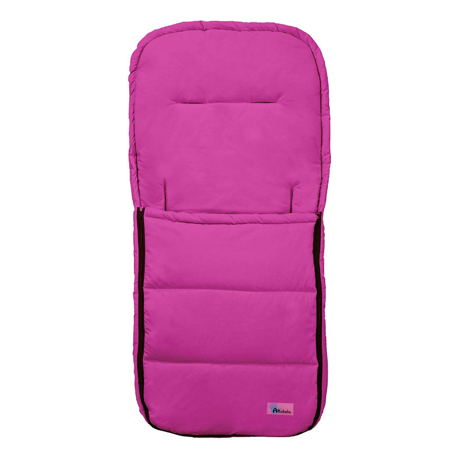 Altabebe letní fusak pro Buggy pink