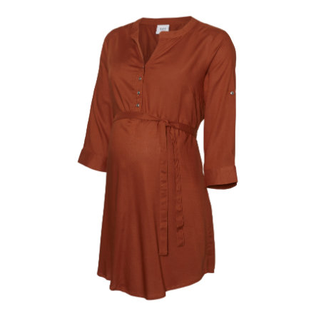 mama licious verpleegkundige blouse MLMERCY Gemberbrood