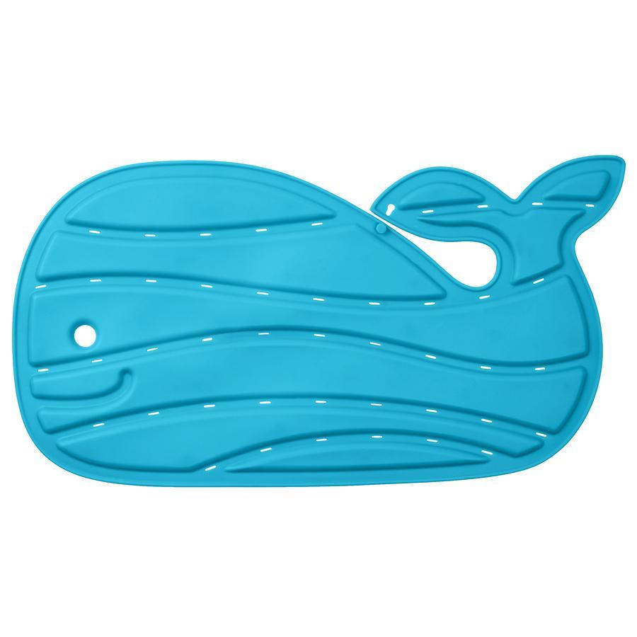 SKIP HOP Podložka protiskluzová do vany Moby - modrá