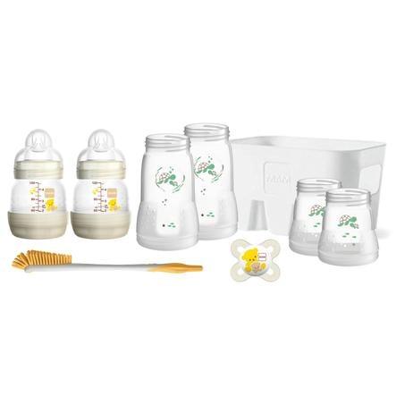 MAM Zestaw butelek Easy Start™ Anti-Colic beige