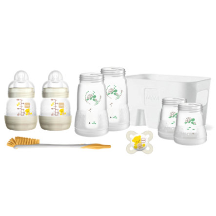 Sada lahví MAM Easy Start ™ Anti-Colic béžová
