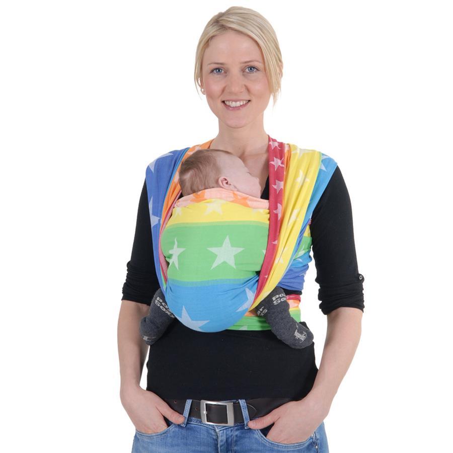 HOPPEDIZ Maxi šátek na nošení dítěte Jacquard San Francisco