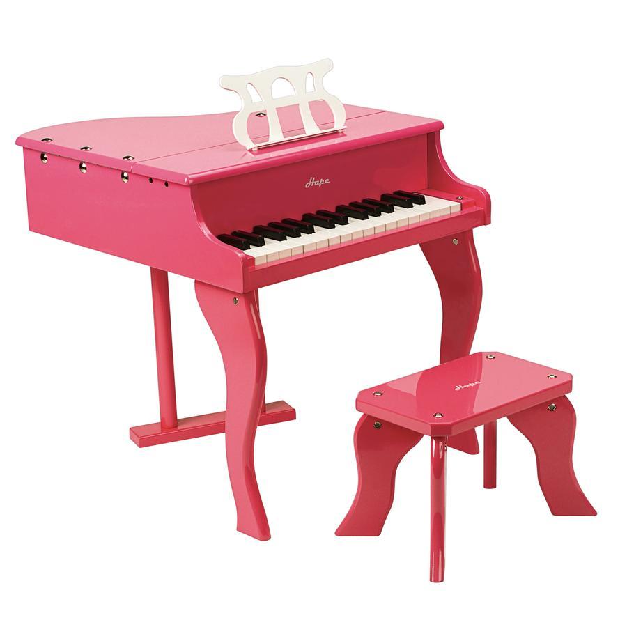 HAPE Fortepian kolor różowy
