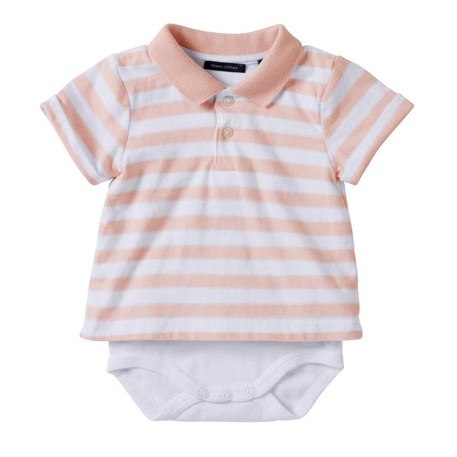 MARC O`POLO Girls Mini Rompertje rosé