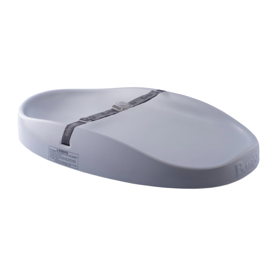 Bumbo Cambiador Changing Cool Gris