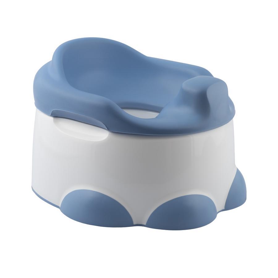 Bumbo Step n' Potty, Powder Azul
