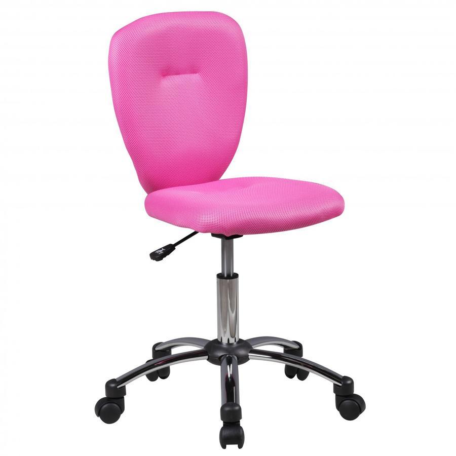 Amstyle® Kinderschreibtischstuhl Anna, pink