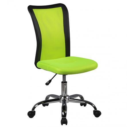 Amstyle® Chaise de bureau enfant Lukas, vert