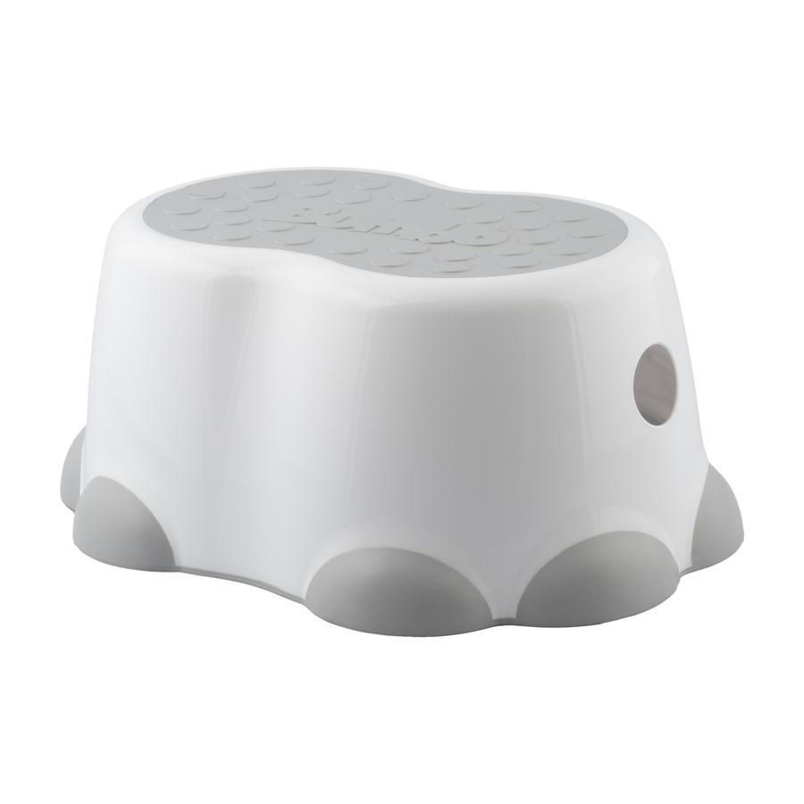 Bumbo Sgabello step stool, Cool Grey