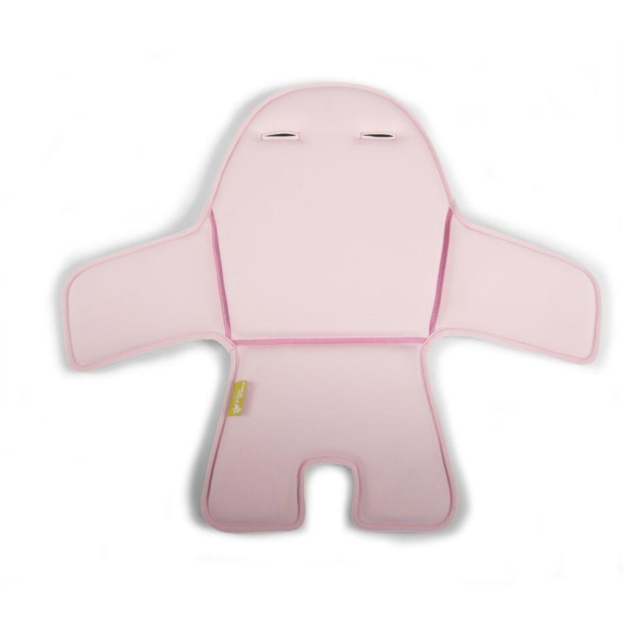CHILDHOME Istuintyyny syöttötuoliin Evolu Vaaleanpunainen
