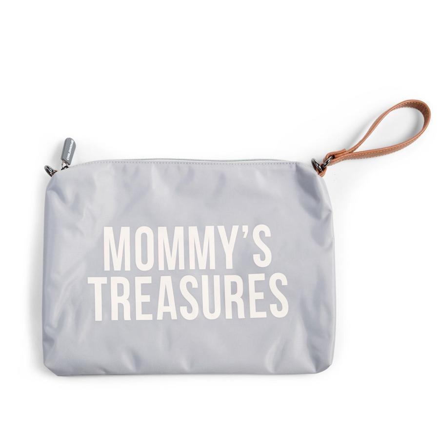 CHILDHOME Mommy Clutch grau