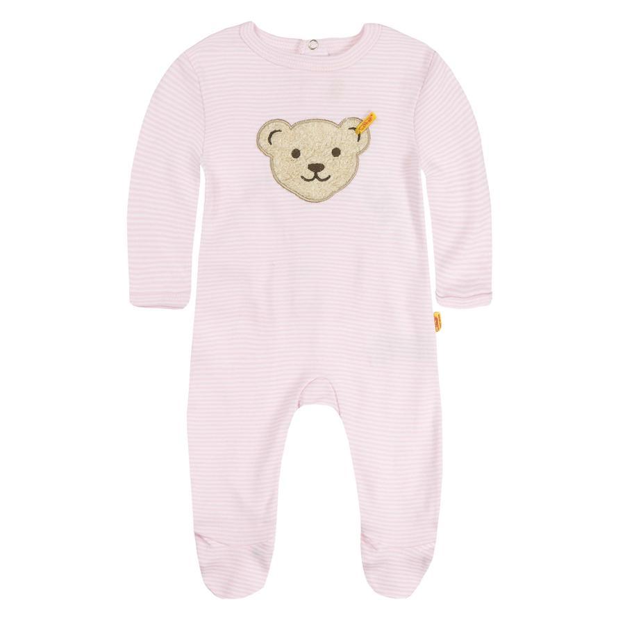 Steiff Pyjama enfant coton, barely pink