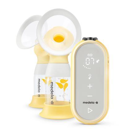 Medela Elektrische Milchpumpe für doppelseitiges Abpumpen Freestyle Flex