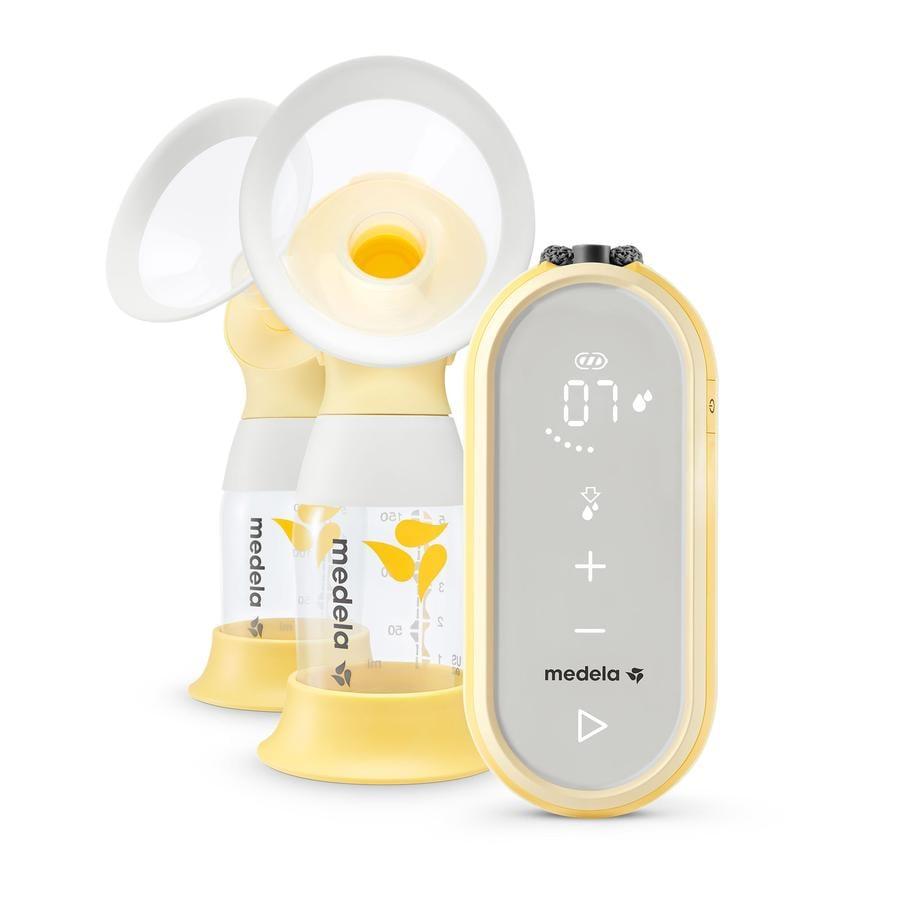 Medela Electric bröstpump för dubbelsidig pumpning Fri stil Flex
