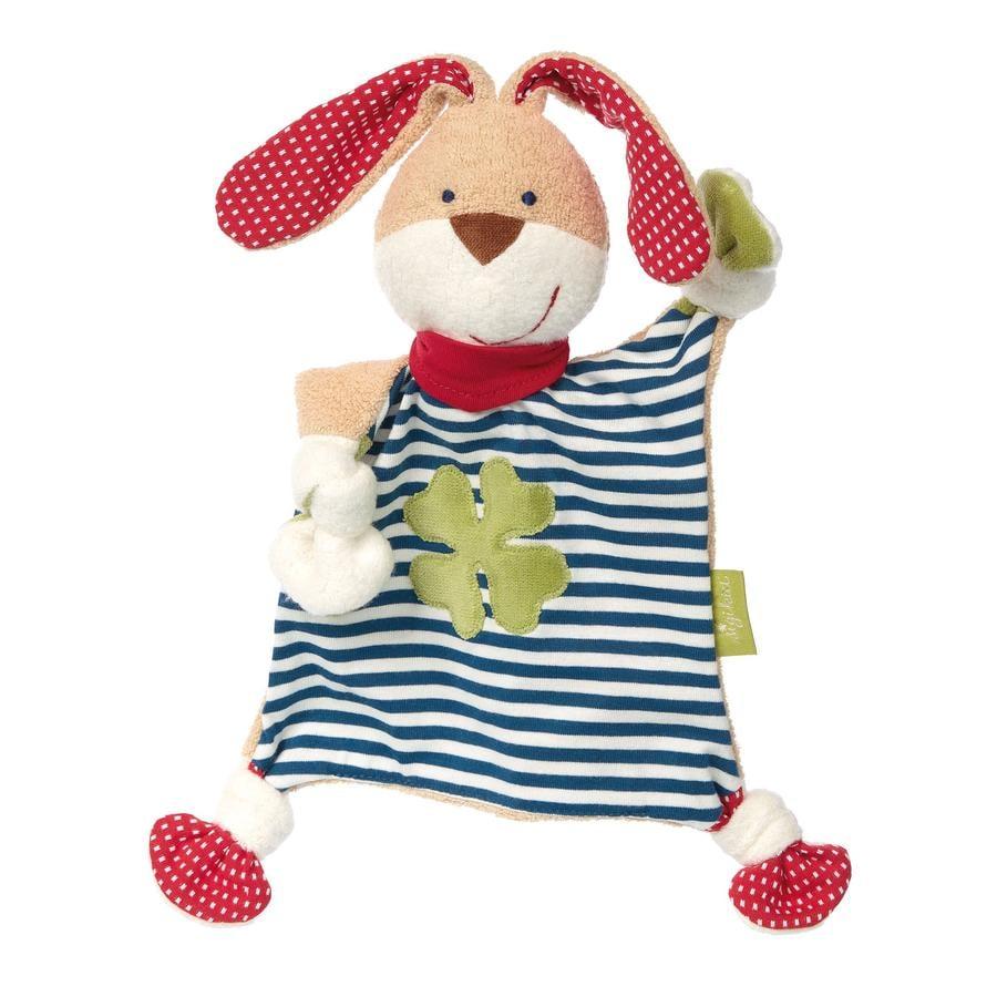 sigikid® Schnuffeltuch Hase Organic Collection