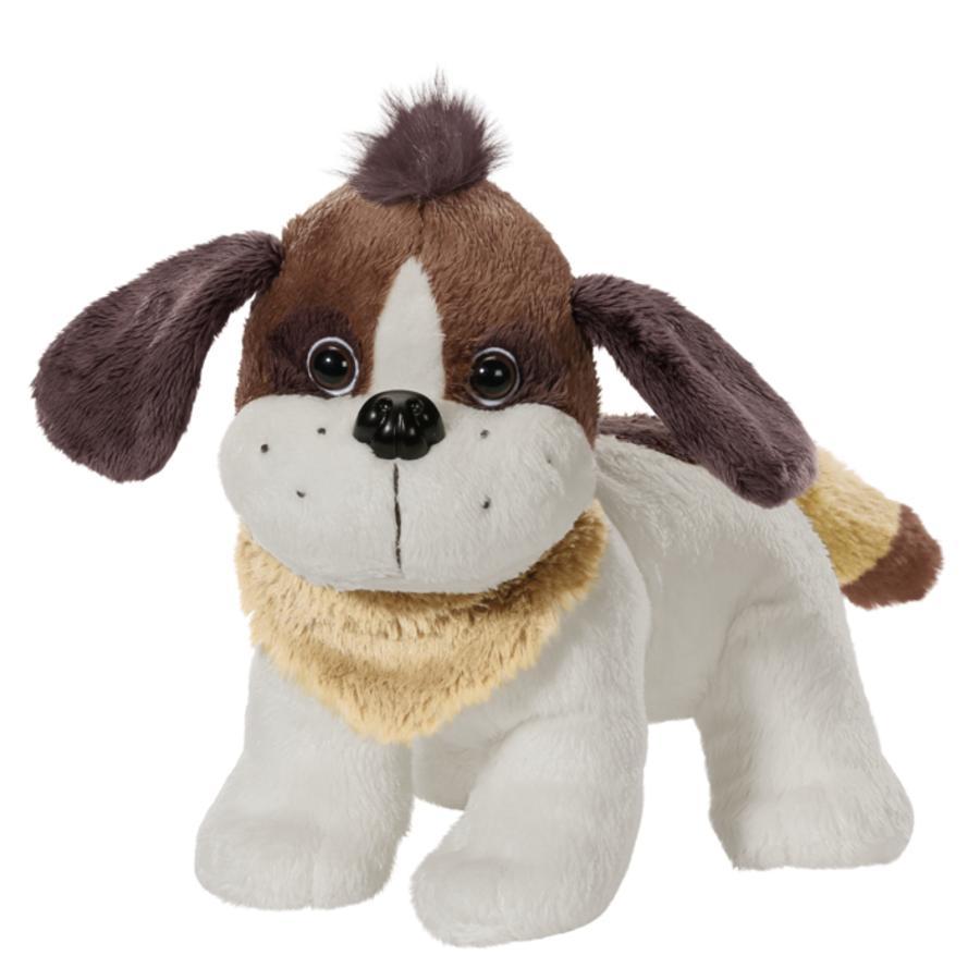Zapf Creation Peluche cane di Heidi San Bernardo Nebbia, 20 cm