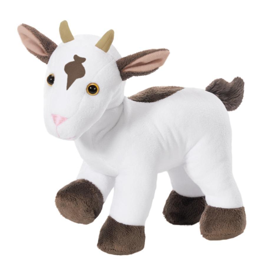 Zapf Creation  Chèvre en peluche, 15 cm