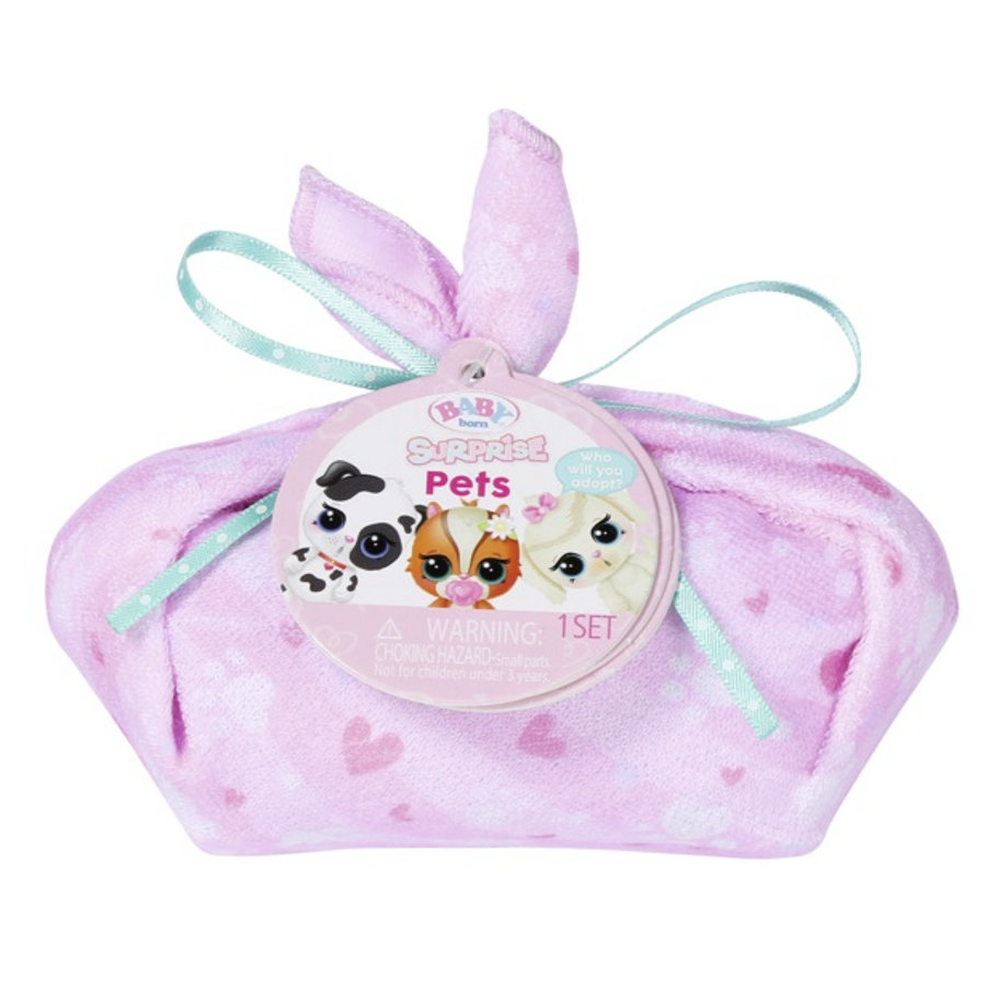 Zapf Creation  BABY Born®Surprise Pets