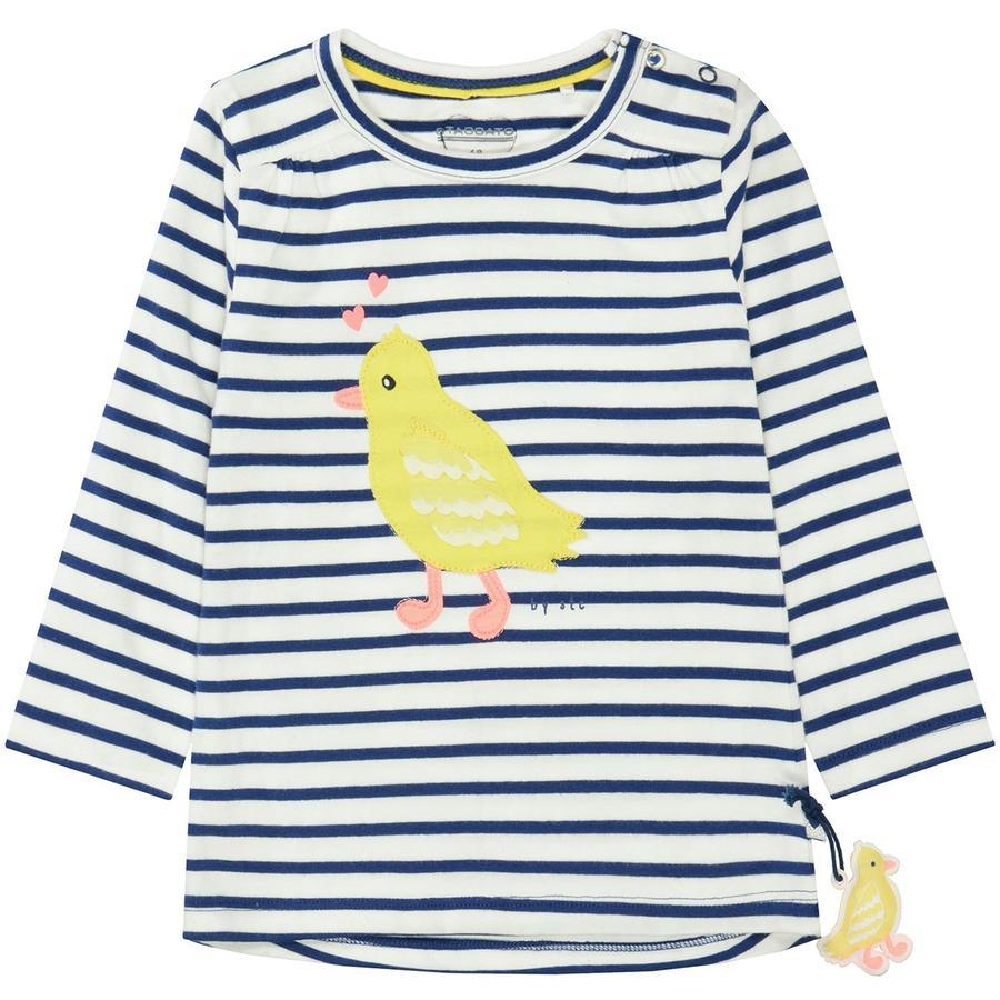 STACCATO Girls Shirt blek stripete