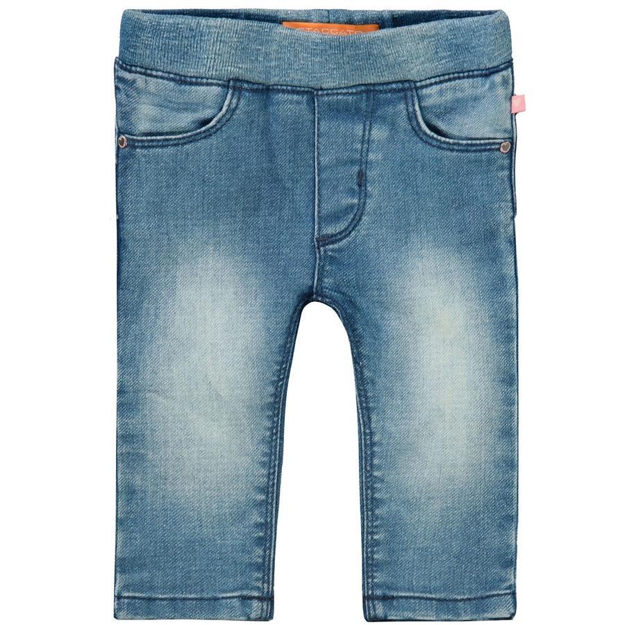 STACCATO Girls Sweatpants mörkblå denim