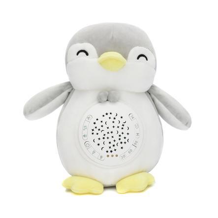 fillikid mjuk leksak med ljus och ljud, pingvin