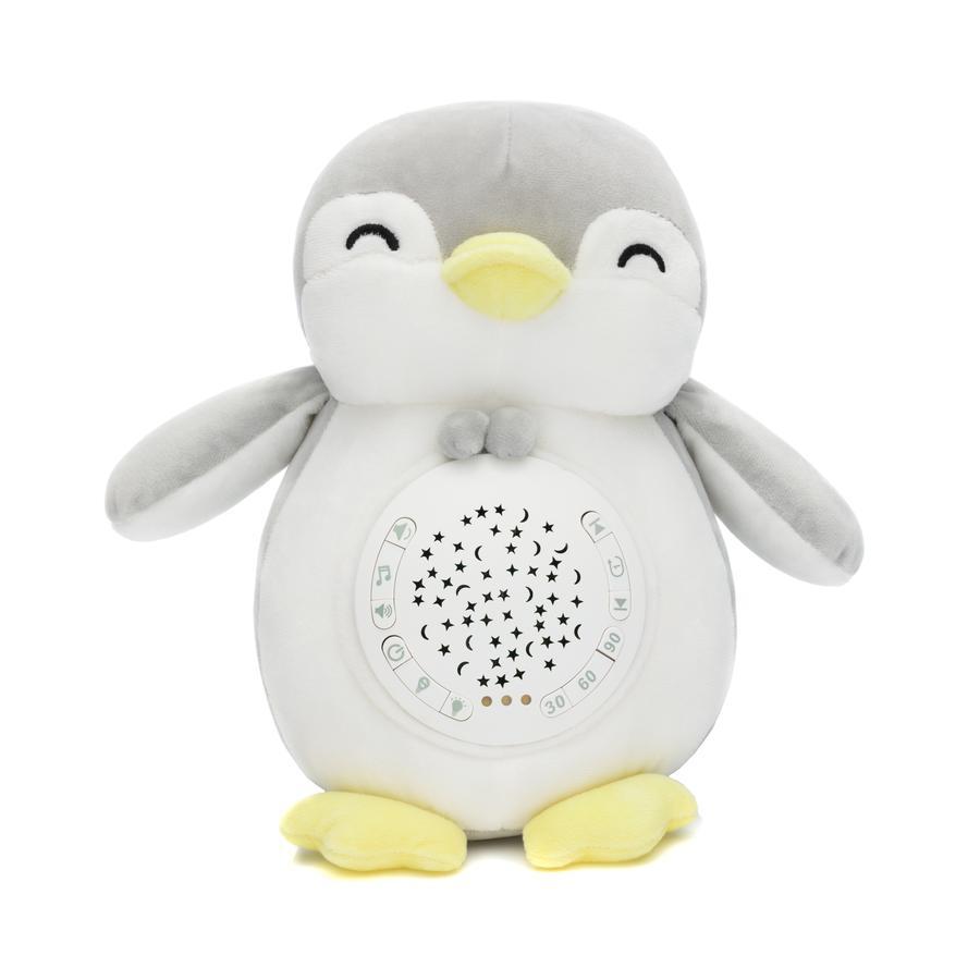 plyšová hračka se světlem a zvukem, tučňák
