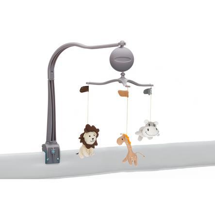 fillikid Mobile pour lit parapluie animaux du zoo