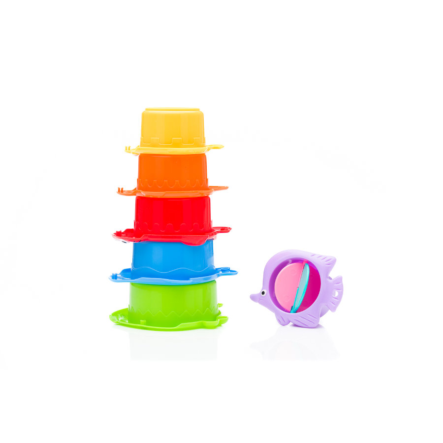 fillikid Stacking cup färgad
