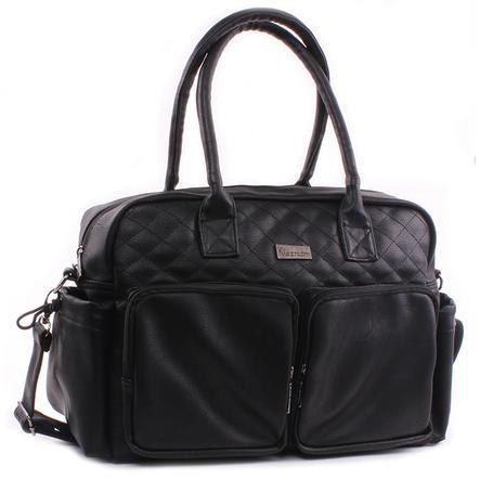 Kidzroom Wickeltasche Vision Leather Black