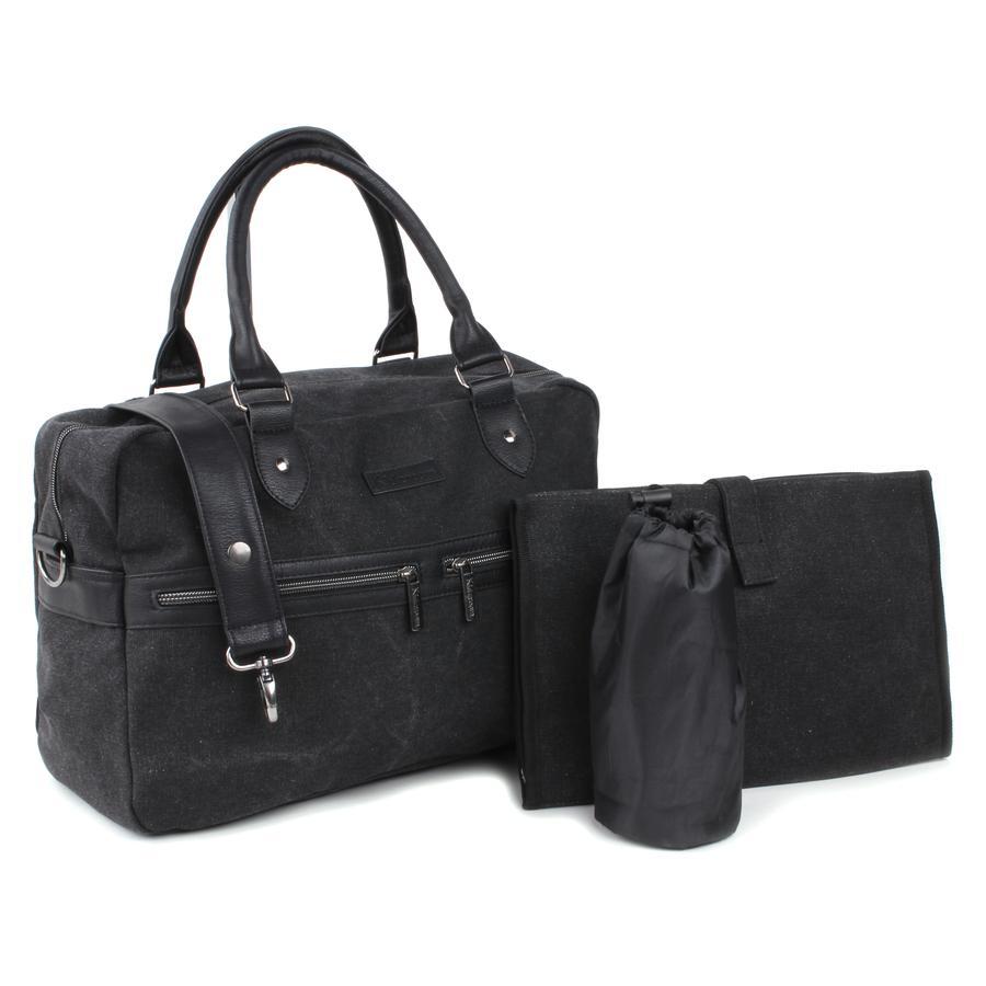 Kidzroom přebalovací taška Ready Black