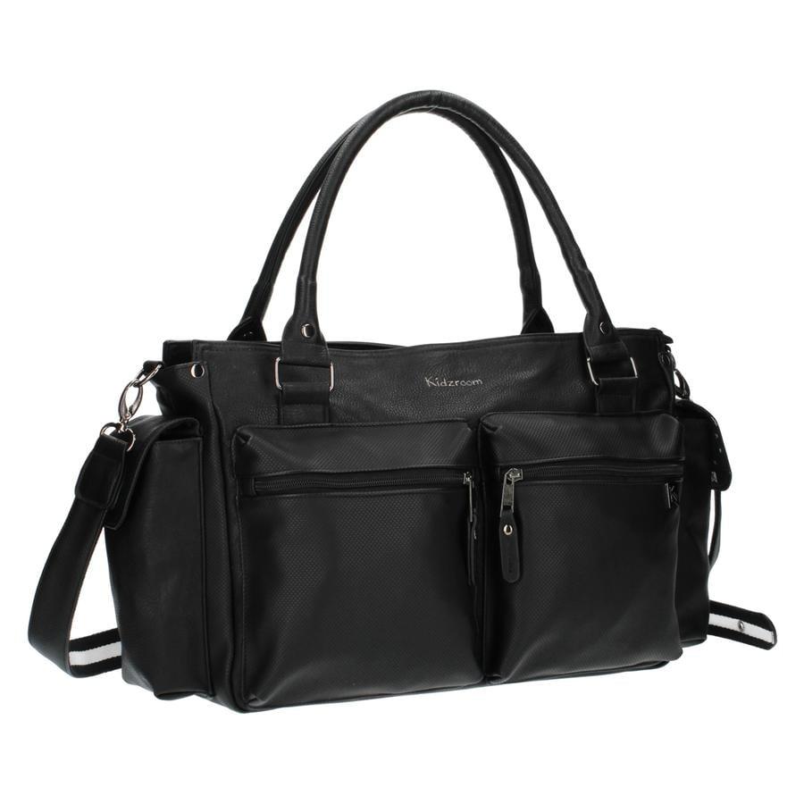 Kidzroom přebalovací taška Deluxe Black