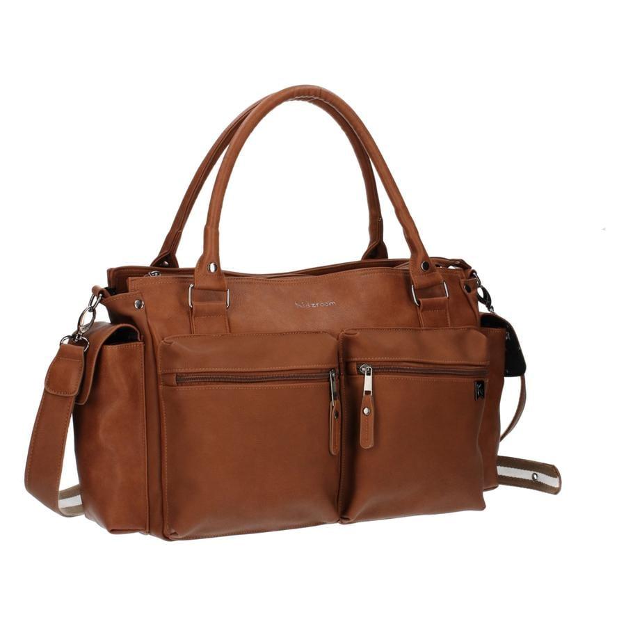 Kidzroom přebalovací taška Deluxe Brown
