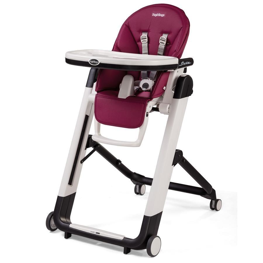 Peg-Perego Chaise haute bébé Siesta Berry