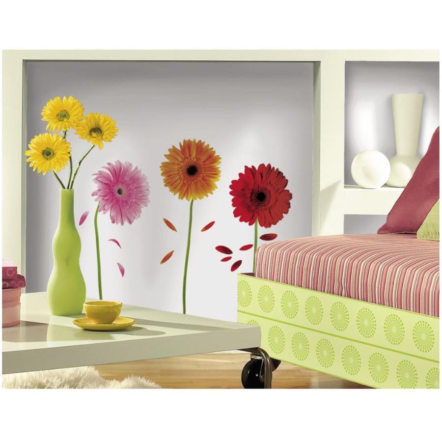 RoomMates® Autocollants muraux Gerbera