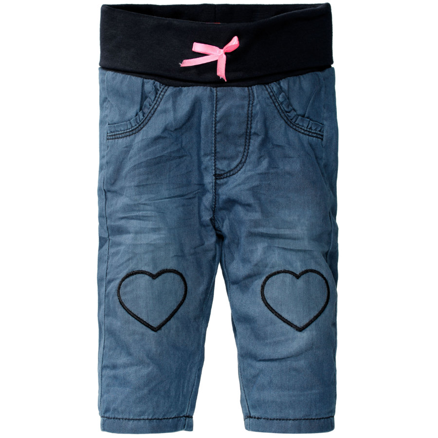 STACCATO Girls Thermojeans blue denim