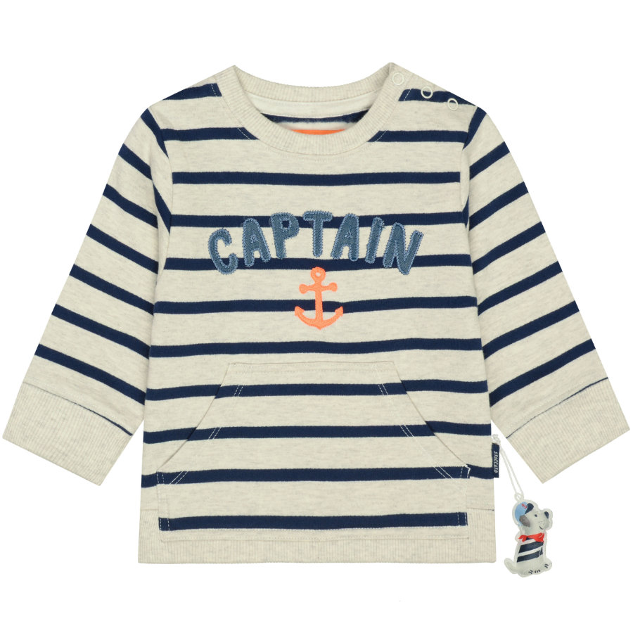 STACCATO Boys Sweatshirt royal melange