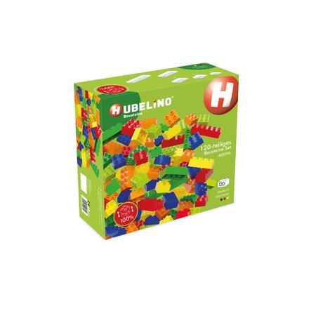 HUBELINO® Knikkerbaar Bouwstenen Set, 120-delig