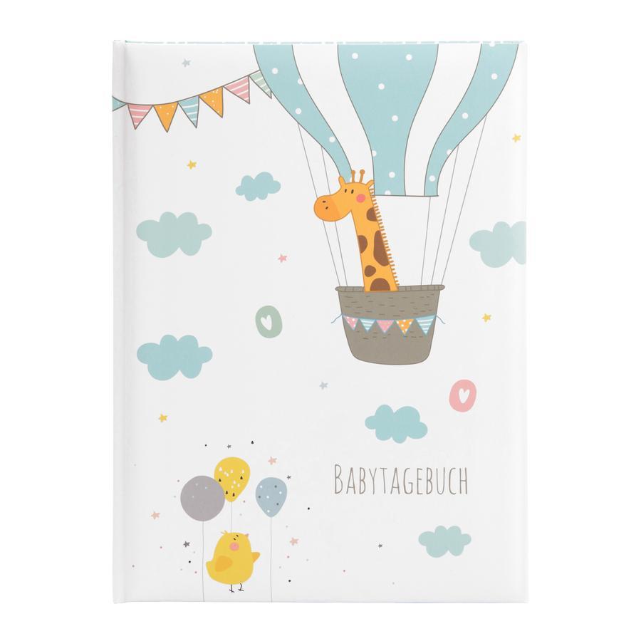 goldbuch Babytagebuch - Ballonfahrt