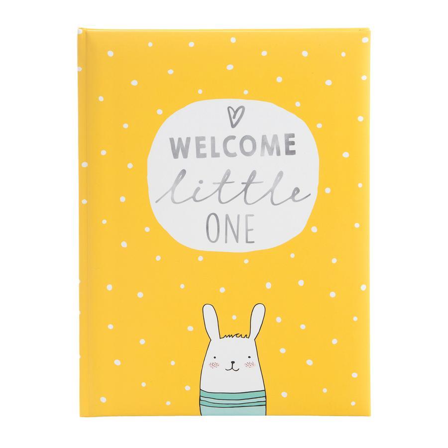 goldbuch Babytagebuch - little one gelb