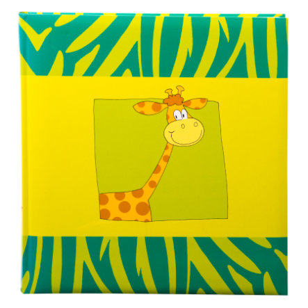 goldbuch Kinderalbum - Safari Giraffe