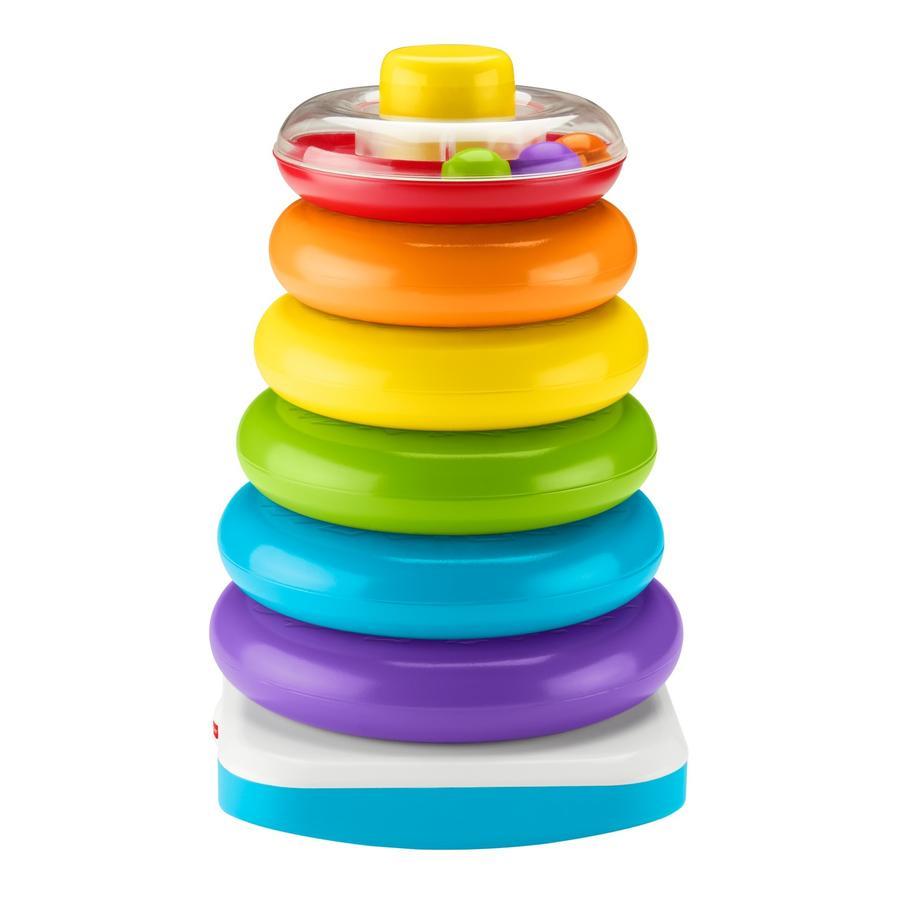Fisher-Price ® Gigantický barevný prsten Pyramid