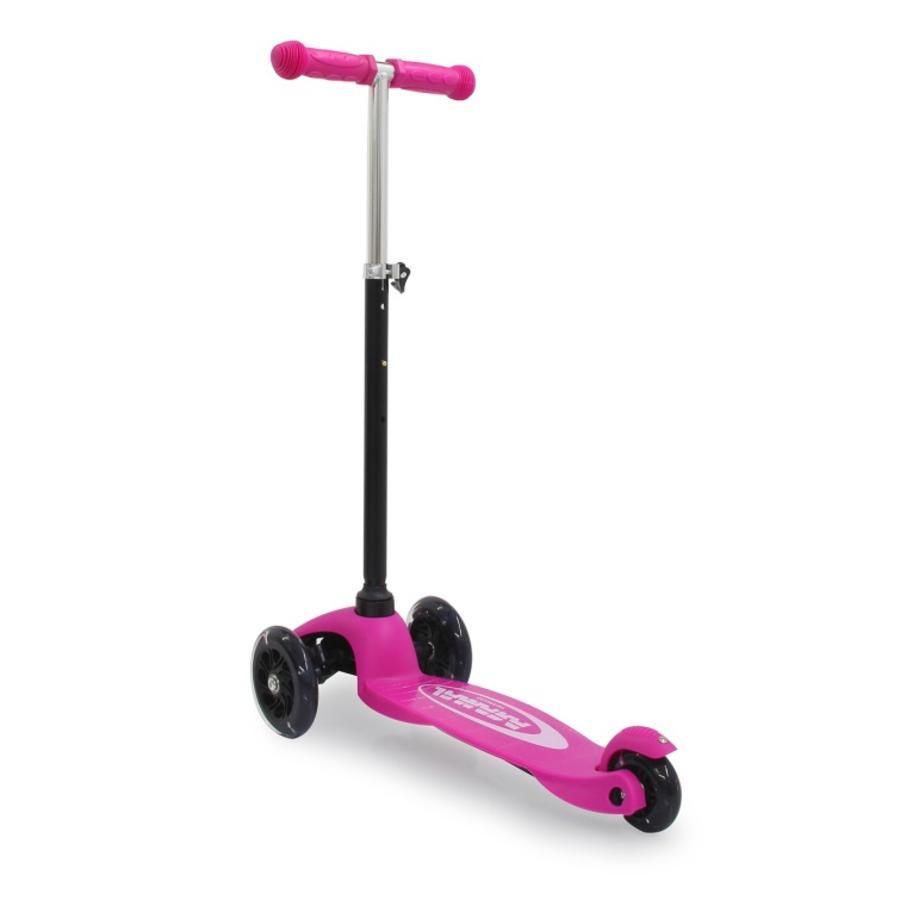 JAMARA Kick Light Scooter, pink