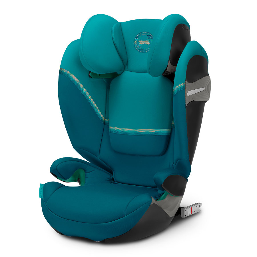 cybex GOLD Siège auto Solution S i-Fix gr.2/3 River Blue 2020