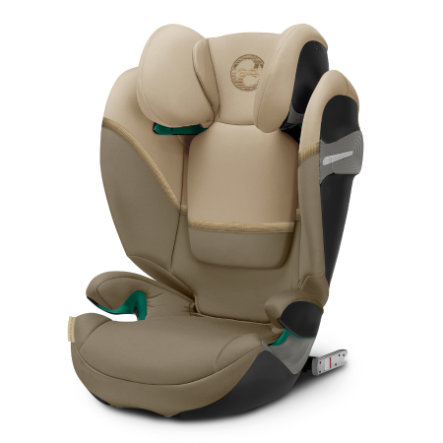 cybex GOLD Kindersitz Solution S i-Fix Classic Beige