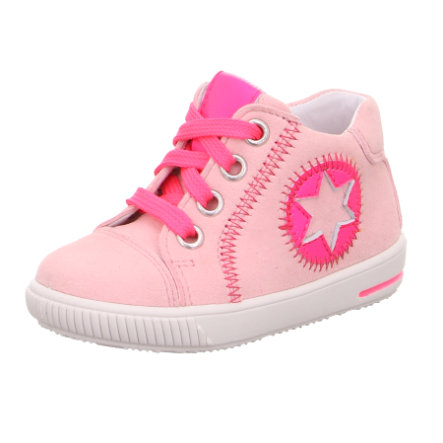 superfit Chaussures basses enfant Moppy rose, largeur moyenne