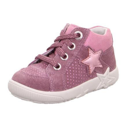 superfit  Girls Lage schoen light Sterrenpaars/roze (medium)