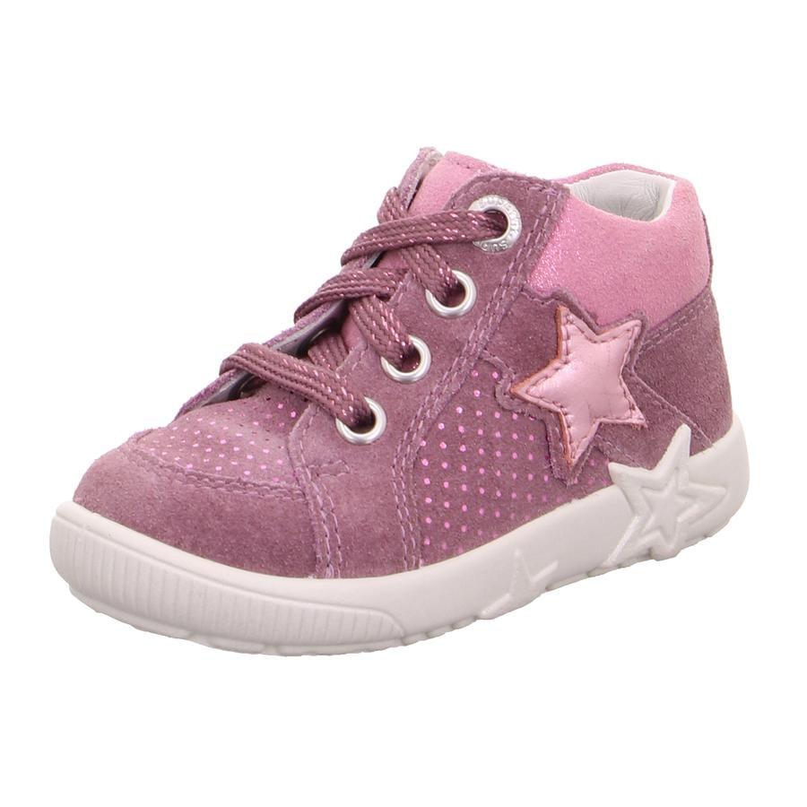 superfit Girls Halbschuh Starlight lila/rosa (mittel)