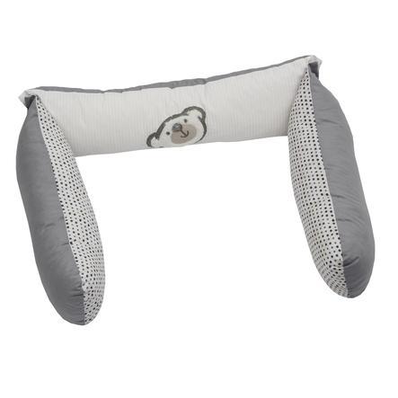 Be 's Collection sengeslange 3 stk. Stor Willi grå
