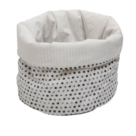 Be's Collection Care Basket Big Willi grey