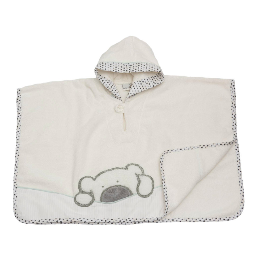 Be 's Collection Poncho hette Big Willi grå